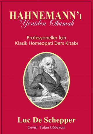 Hahnemann'ı Yeniden Okumak kapak